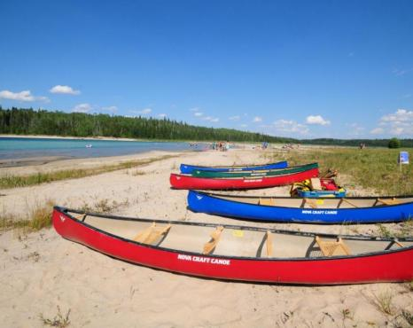 Pine Lake - Wood Buffalo National Park | Town of Fort Smith